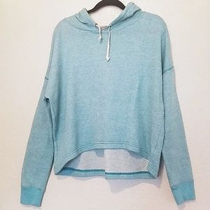 Mossimo Pullover Drop Shoulder Hoodie Size Xl
